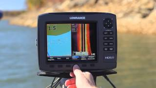 Lowrance HDS Gen2 - Overview