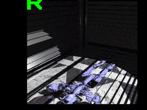 3D DEMO Amiga Anarchy