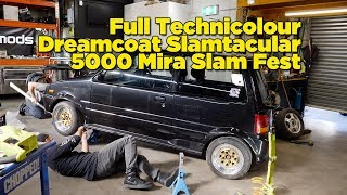 Full Technicolour Dreamcoat Slamtacular 5000 Mira Slam Fest