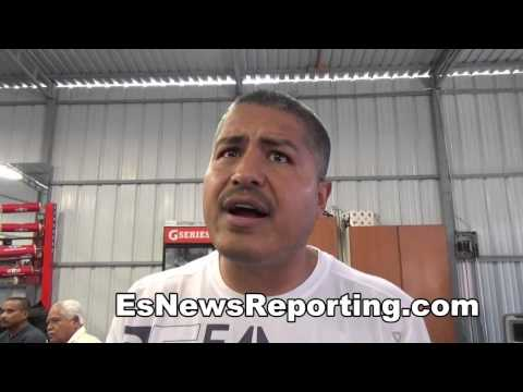 Robert Garcia Brandon Rios Will Give Floyd Mayweather Better Fight Than Maidana - EsNews