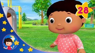 10 Little Baby Feet | Kids songs | Nursery Rhymes |  Little Baby Bum | Sleep Baby Little Baby Bum
