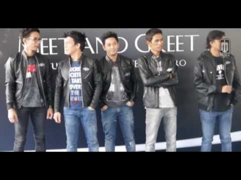 NOAH - Press Conference Vaseline Men, Band of Bikers