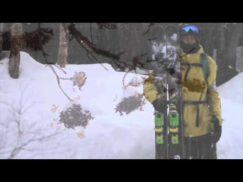 DROP KNEES -  Telemark Skier Andreas Sjöbeck — S1 E1
