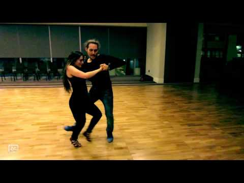 Ry'El (Henry Velandia) & Jessica Lamdon - Zouk Demo at the World Salsa Championships in Atlanta