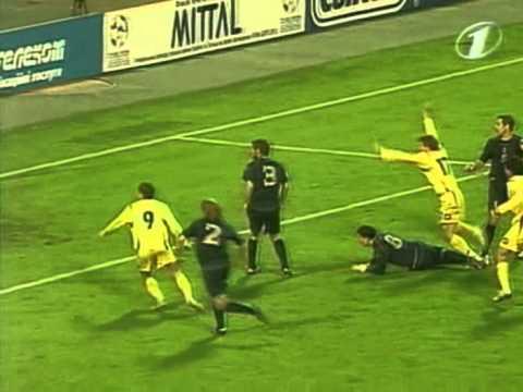 Украина - Шотландия 2:0. Отбор ЧЕ-2008 (обзор).