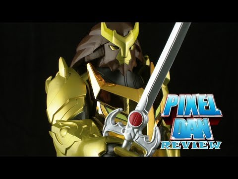 Bandai ThunderCats Armor of Omens Figure Review