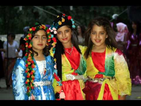 Kurdish People-Aryan Race