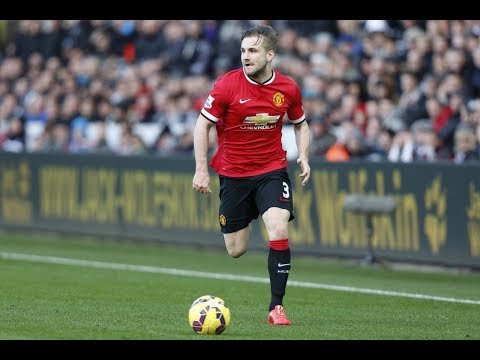 LUKE SHAW - WELCOME TO MANCHESTER UNITED