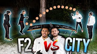 F2 VS JESUS & SILVA! | INSANE TEQBALL MATCH!
