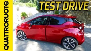 Download Nuova Nissan Micra 2017: il test drive di Quattroruote 3Gp Mp4