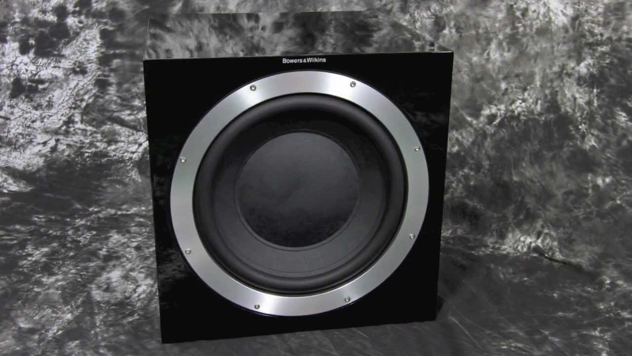 Stereo Design B U0026w Bowers  U0026 Wilkins Asw12cm Active Subwoofer In Hd  Classic