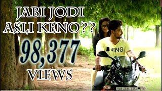 Jabi Jodi asli keno ll Speechless RG ll Feat Rohit Sunanda and Anirban ll