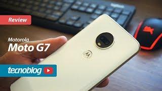 Moto G7 - Review Tecnoblog