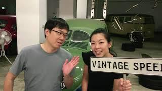 vocho modificado Vintage Speed Taiwan VW Beetle