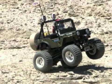 Tamiya Wild Willy Willys M38