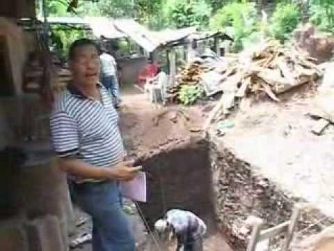 Mspas ops oms el salvador instalaci n de fosas s pticas - Construir fosa septica ...