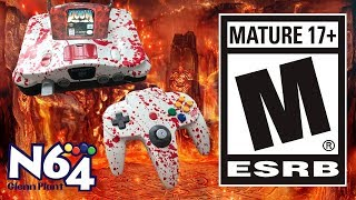 M Rated Nintendo 64 Games (feat Resident Evil 2, Doom 64, Conkers Bad Fur Day)