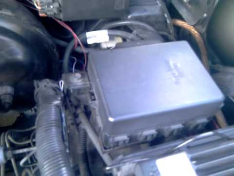 Dual Battery Installation
