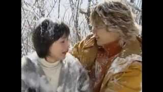 "Кан Чжун Сан и Чон Ю Чжин (фрагмент дорамы ""Зимняя соната"" / ""Winter Sonata"")"