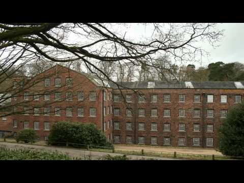 Quarry Bank Mill Stockport North West England