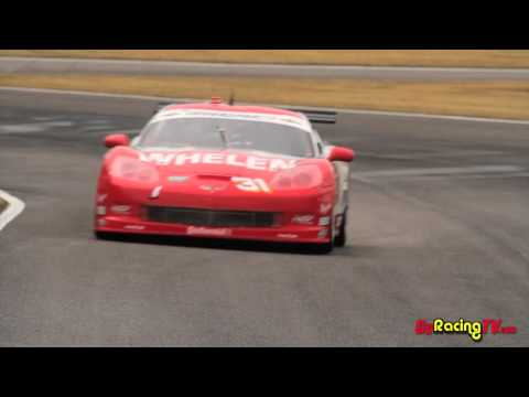 Whelen Motorsports Barber Motorsports Park Update 2013