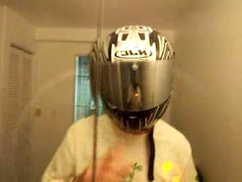 Helmet Cam Setup Helmet Cam Setup