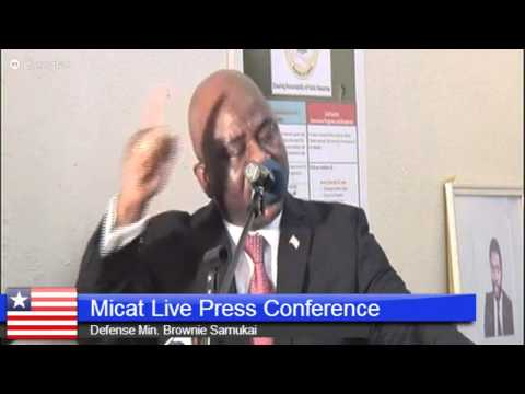 Ministry of Information Press Conference (Sept. 5, 2013)