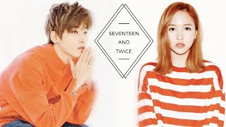 SEVENTEEN & TWICE COUPLES [HD]| (SEVENTWICE) PICTURES,VIDEOS + REASONS