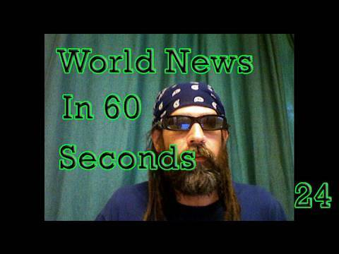Oo World News In 60 Seconds oO 24