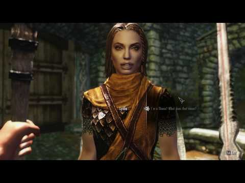Skyrim Mods - Week #47: Vilja in Skyrim. Better Females. The Stretch