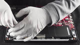 ASUS ROG GL704GW Strix Scar II | How to Service, Upgrade & Fix Laptop (Teardown)