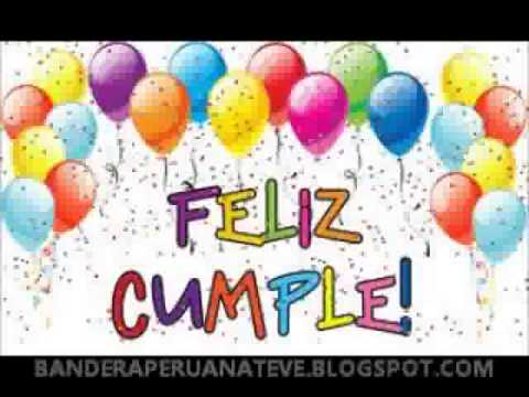 Fernando Meretto - Cumpleaños Feliz / Happy Birthday To You (Original)