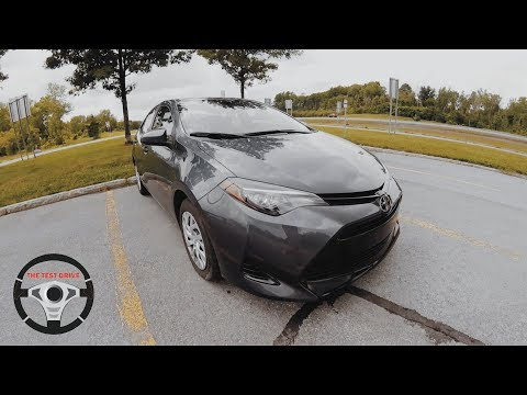 2017 Toyota Corolla 40 Mpg Tech For Under 20k 0 60 Road Test Review