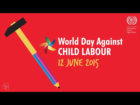 World Day Against Child Labour 2015 featuring Kailash Satyarthi