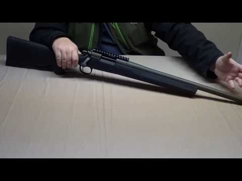 Remington 700 SPS Tactical Review