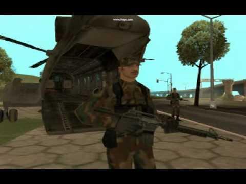 GTA San Andreas: Skyline 2 (Parte 6) (Loquendo) -