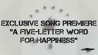 """EXCLUSIVE SONG PREMIERE: Doom Shrugs - """"A Five-Letter Word for Happiness"""""""
