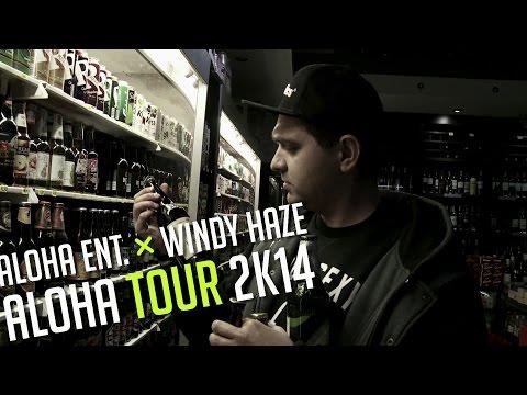 Proceente zapowiada ALOHA TOUR 2k14