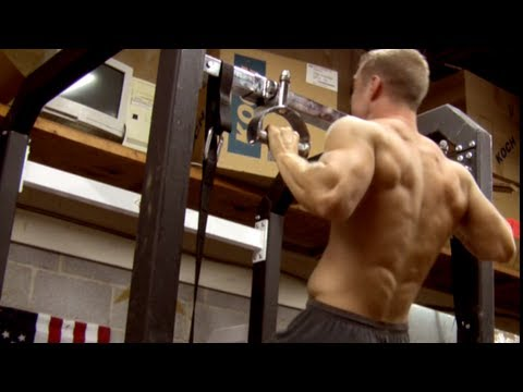 Back Workout - 5 Back Exercises For Mass video