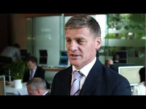 AIC 2013 Interview The Honourable Bill English