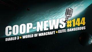 Coop-News #144 / Хакеры воруют миллионы в GTA Online, Multicrew в Elite: Dangerous и другое