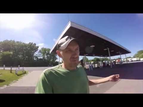 Heavy Haul TV: Volvo EC300EL; 66,640 LBs; Pennsylvania to Quebec, Part 2