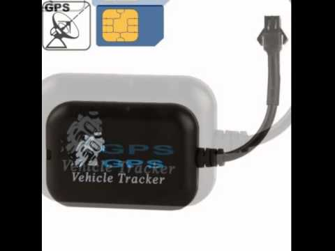 Acc4sale: Car   Bike Realtime Gps Tracker Gsm   Gprs Network With Sms Function video