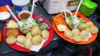Amazing and Crazy Street Foods IN Bangladesh ! Fuska/ Pani Puri/ Gol Gappa Street Food 2017