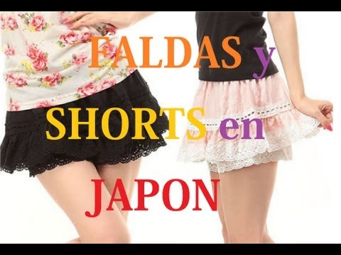 Faldas Cortas y Shorts en JAPON [By JAPANISTIC]