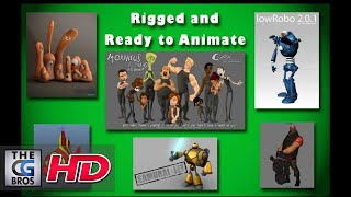 Download Free High Quality Maya Rigs That Are Ready To Animate (Quick Tips)