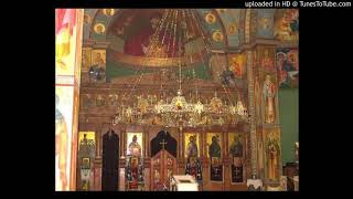 Greek Orthodox Divine Liturgy Men 39 S Choir