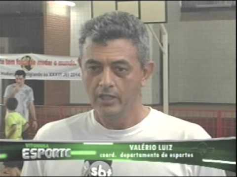 O Vitoriosa Esporte acompanhou partida de Basquete dos Jogos Estudantis