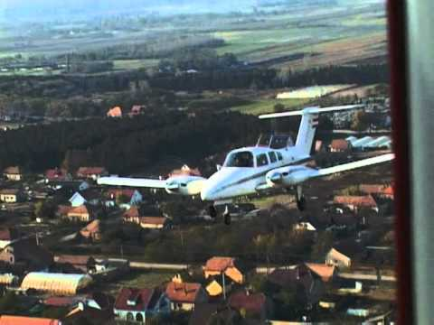 Beechcraft BE-76 Duchess - Na Hungria