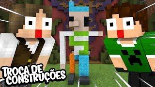 Minecraft: VOCÊ NÃO VAI ACREDITAR COMO ESSA CONSTRUÇÃO FICOU!